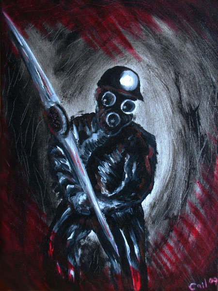 Bloody Miner